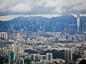 Hong Kong Urban Jungle